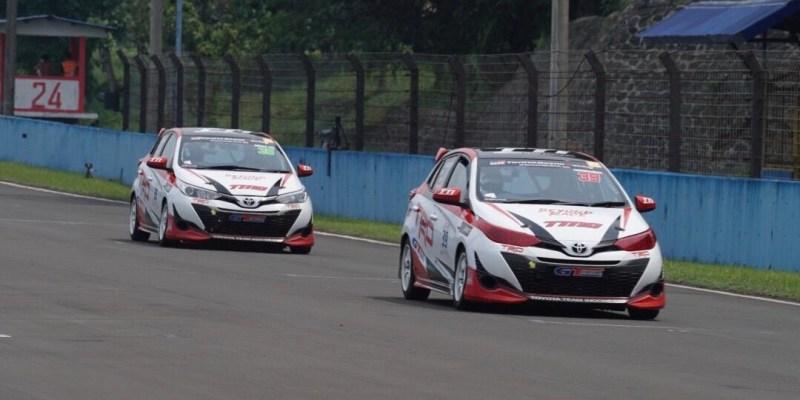 TTI Puncaki Podium Seri Ke-5 Japan Super Touring Championship