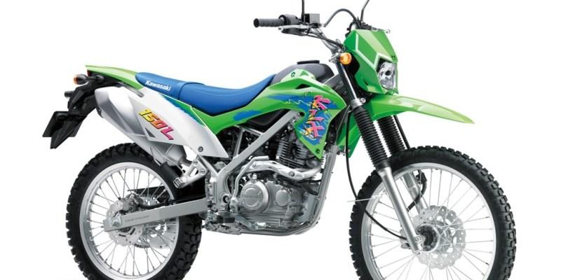 Kawasaki Kembali Hadirkan KLX150L dengan Nuansa Retro