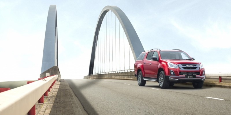 New Isuzu D-Max Blade+, Hanya 150 Unit!