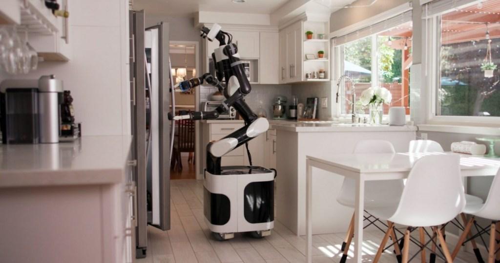Toyota Research Institute, Hadirkan Robot Asisten Rumah Tangga