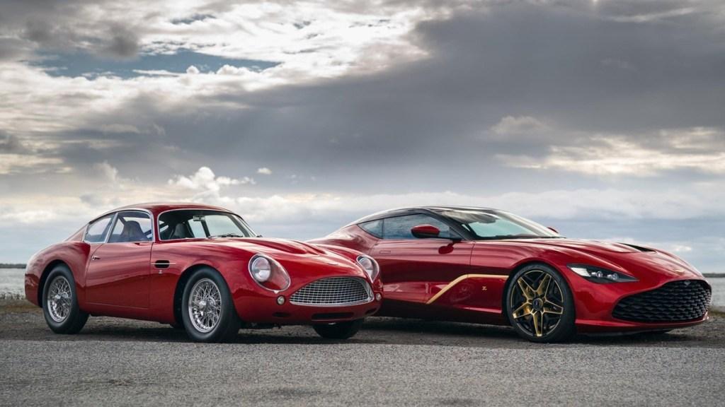 Aston Martin DBZ Centenary Collection, Kini Sudah Lengkap!