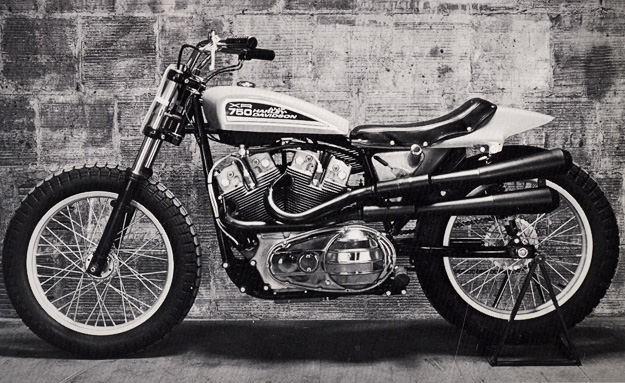 Harley-Davidson XR750 Sempat Berjaya di Arena Balap