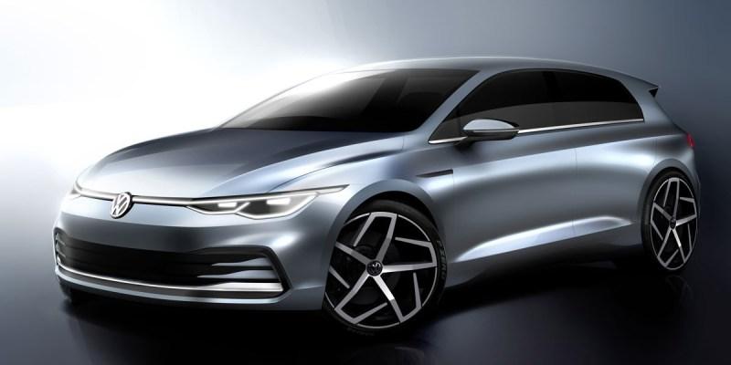 Menunggu Volkswagen Golf Generasi Kedelapan