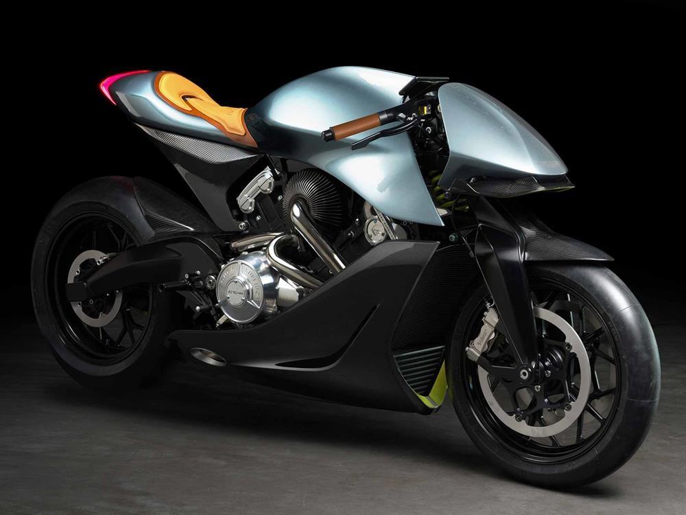 Sepeda Motor Pertama Aston Martin, AMB 001 Siap Dikirim Akhir 2020