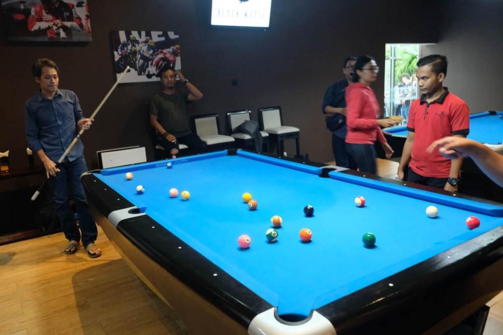 Black Whale SportBar, Tempat 'Hangout' Baru di Jakarta