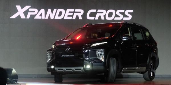 Xpander Cross, Perpaduan MPV dan Ketangguhan Sebuah SUV