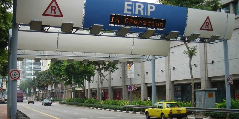 Tahun 2020, Empat Titik Jalan Ini Akan Diterapkan Sistem ERP