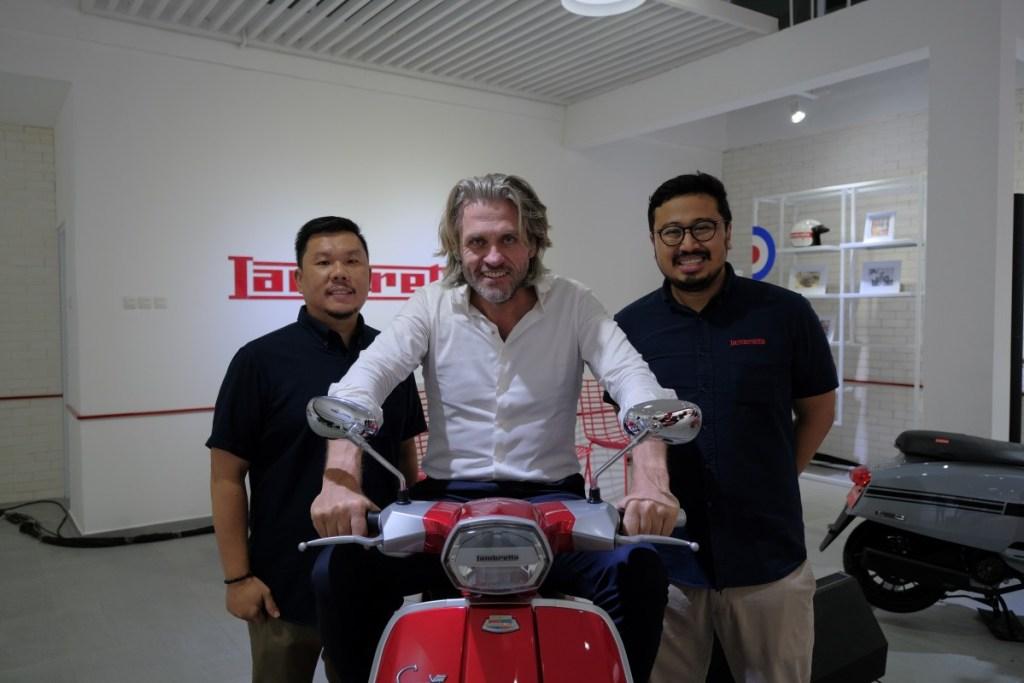 Dealer Pertama Lambretta Resmi Dibuka di Jakarta