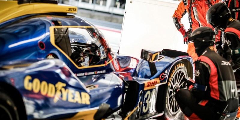 Kembangkan 'Le Mans Prototypes', Goodyear Hadir di Ajang WEC
