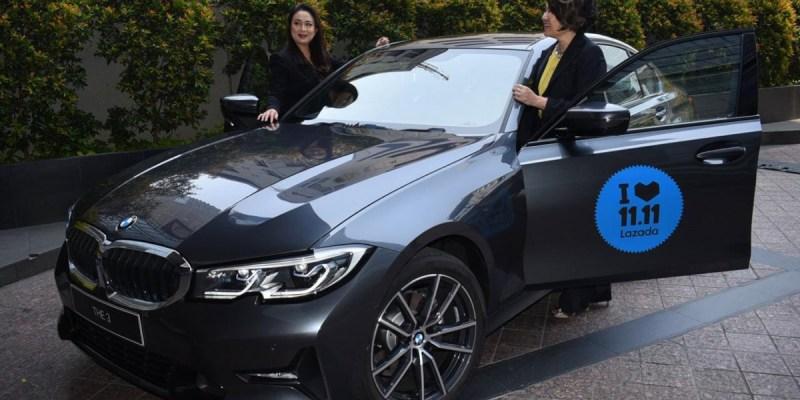 Praktis, Beli Mobil BMW Sekarang Pakai Platform Belanja Online