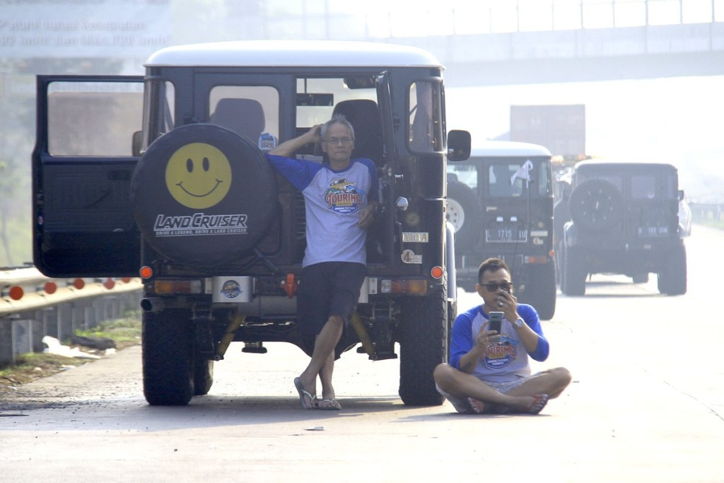 Highlight Touring Bahagia TLCI Jaya Raya