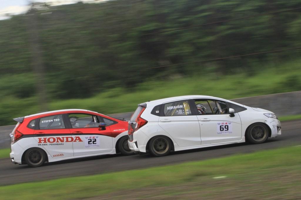 Persaingan Honda Jazz & Brio Speed Challenge di Seri Pamungkas