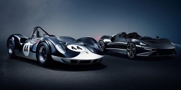 Hanya 399 Unit, McLaren Elva Dibanderol Rp 23 Miliar