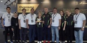 Pertamina Fastron Jadi Partner Lamborghini Squadra Corse