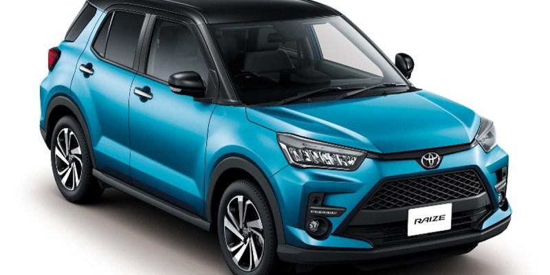Toyota Raize, Mobil Serbaguna Dengan Tampilan 'Compact SUV'