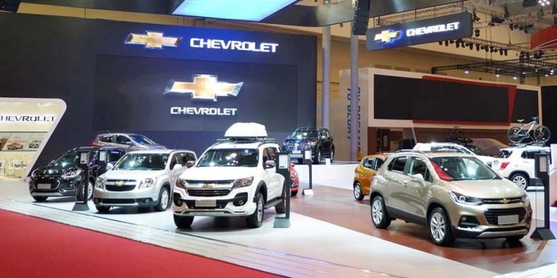 GM Jamin Ketersediaan Suku Cadang Chevrolet di Indonesia