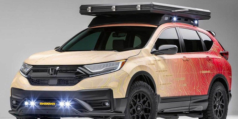 SEMA Show 2019, Honda Rayakan 60 Tahun Berkiprah di AS