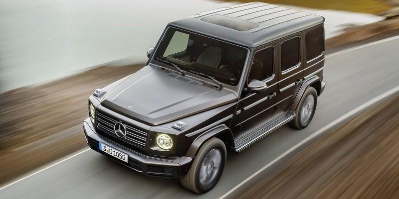 Wow, Mercedes-Benz G-Class Versi Listrik Siap Dikembangkan!