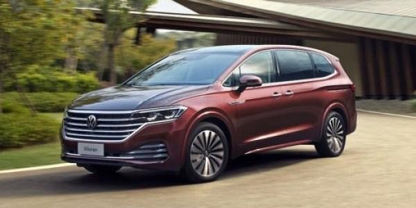 Tertarik Segmen Big MPV, VW Luncurkan Viloran