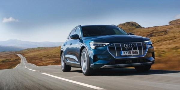 Dapat Upgrade, Audi E-tron Kini Bisa Tempuh Jarak 434 KM!