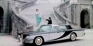 Konsep Retro Unik: Scimitar Cars 1959