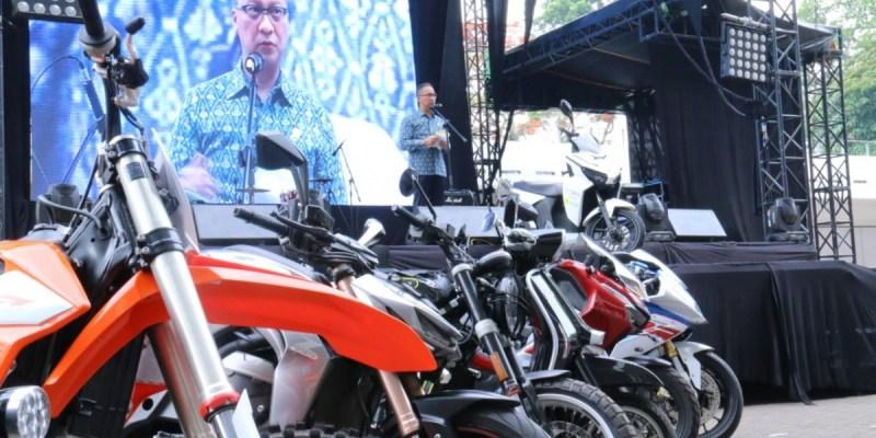 Pemerintah Targetkan Indonesia Jadi Pusat Kendaraan Listrik di ASEAN