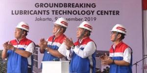 Pertamina Dirikan Pusat Teknologi Pelumas Pertama di Indonesia