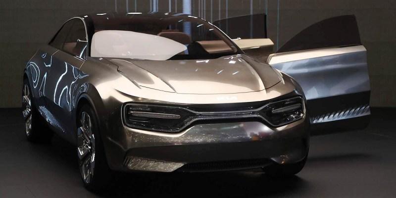 KIA Imagine Concept Siap Produksi, Rilis 2021