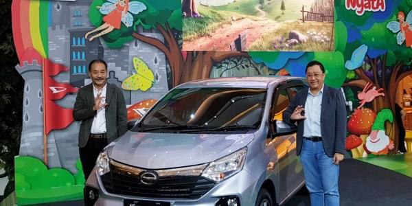 Jelang Akhir Tahun 2019, Penjualan Daihatsu Naik 4,1%