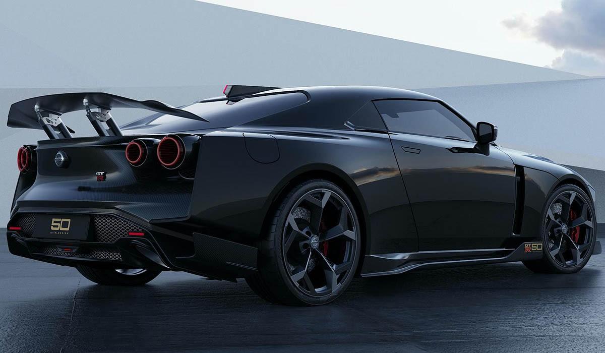 Nissan GT-R50 by Italdesign Dirilis, Siap Diproduksi Terbatas