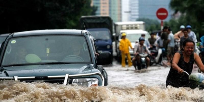 Perhatikan Hal Ini Sebelum Menerjang Banjir
