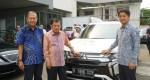Mitsubishi Outlander PHEV Jadi Mobil Unit Tanggap Darurat PMI
