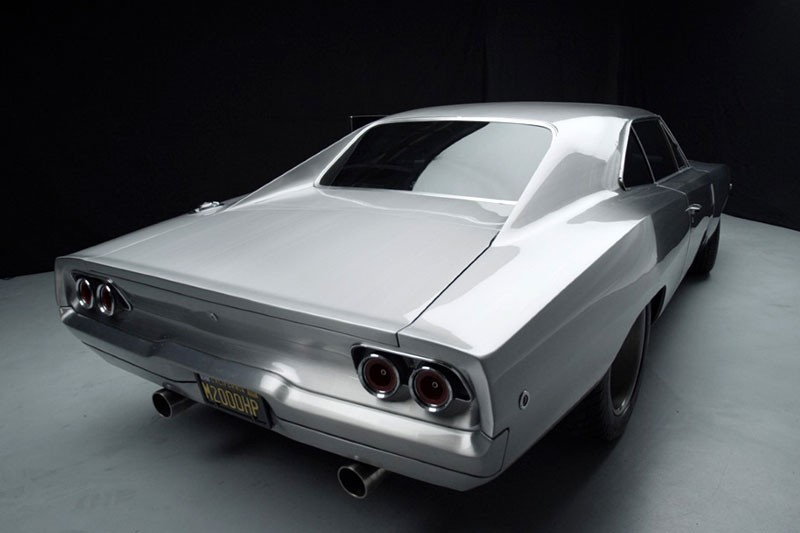Muscle Car Dominic Toretto di Film Fast and Furious Dilelang