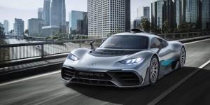 Mercedes-AMG One, Produksinya Diundur Hingga 2021