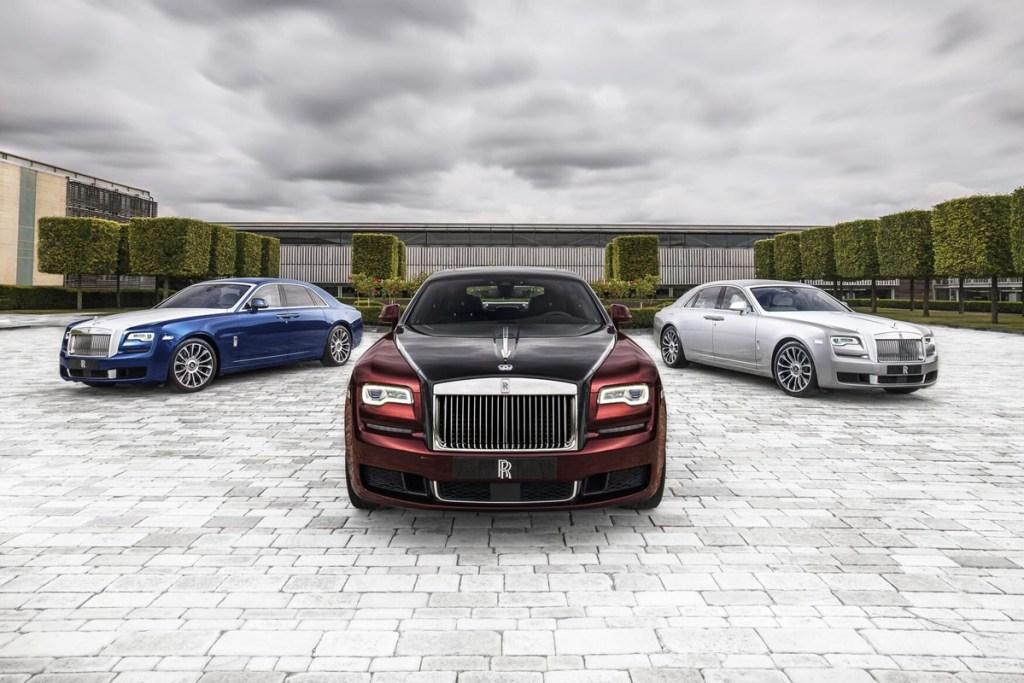 Rolls-Royce Motor Cars Catatkan Peningkatan Penjualan di Tahun 2019