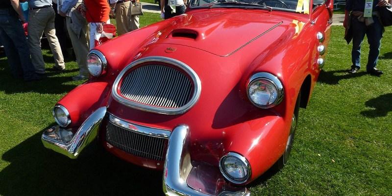 Klasik & Langka: Spohn DV-13 Convertible 1957