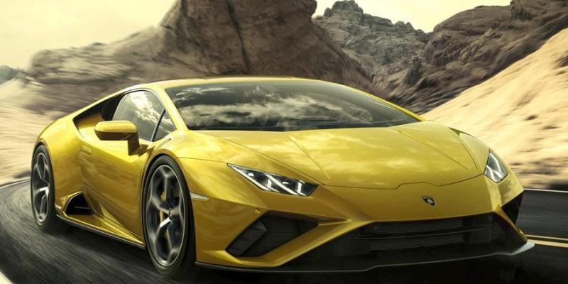 Lamborghini Huracan Evo RWD Resmi Diungkap, Ini Detailnya