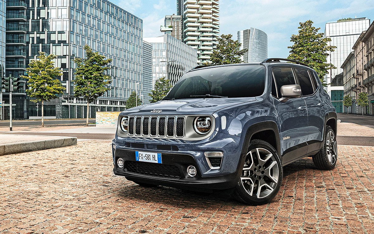 Jeep Renegade Hybrid & Compass 4Xe 'First Edition' Diluncurkan