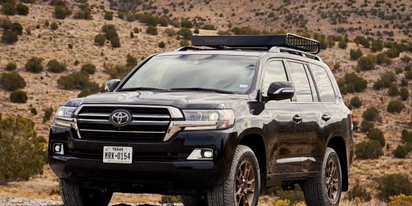 Menanti Toyota Land Cruiser Generasi Terbaru, Pakai Mesin Lexus
