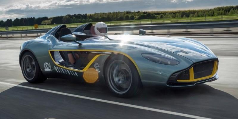 Terinspirasi Le Mans, Aston Martin Speedster Diproduksi Terbatas