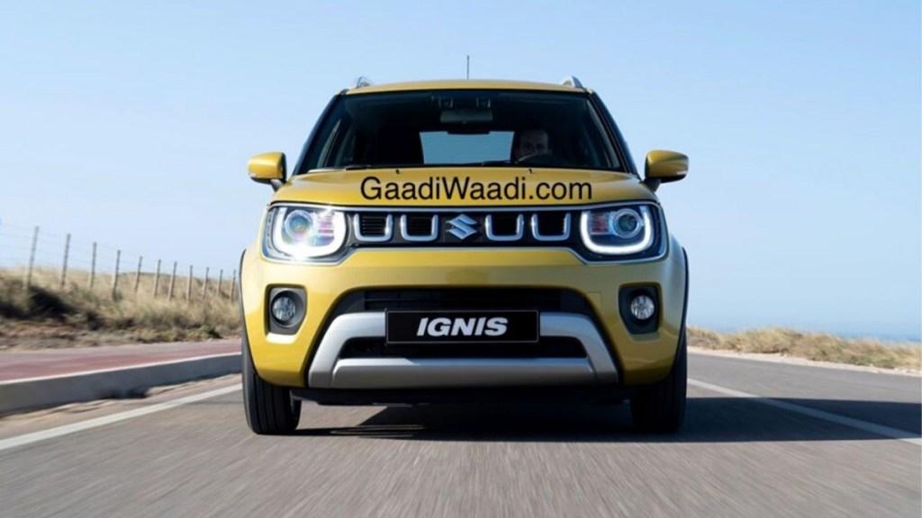 Jelang Peluncuran, Suzuki Ignis facelift Mulai Tebar Pesona