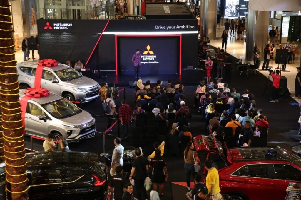 MMKSI Gelar Mitsubishi Motors Auto Show di Mall