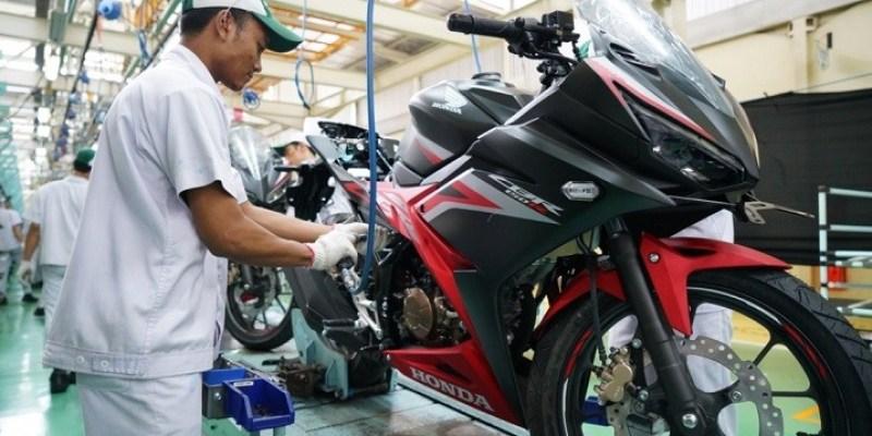 AHM Genjot Terus Ekspor Motor, Tahun 2019 Naik 37%