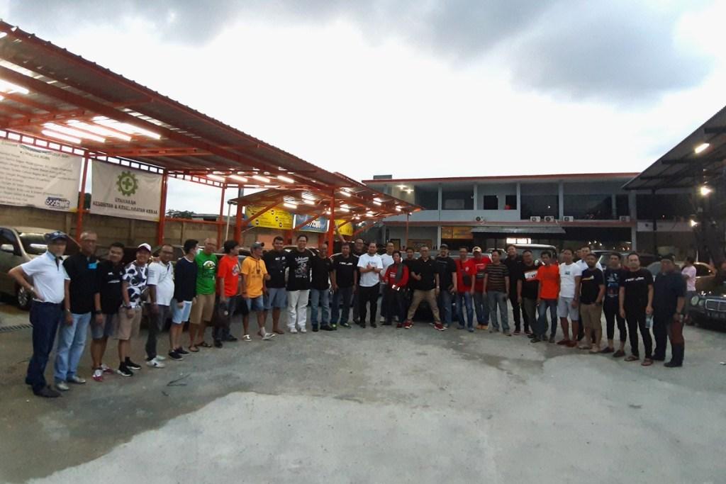 Car Wash Gue, 'One Stop' Otomotif Kaum Komunitas