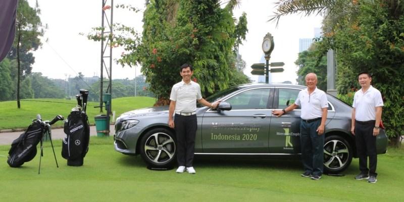 Turnamen Golf Mampu Berikan Status Prestise Mercedes-Benz