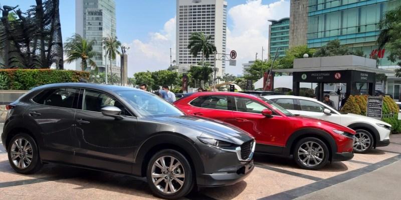 Mazda CX-30 Optimis Laku Terjual 600 Unit Dalam Setahun