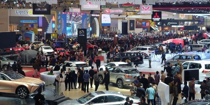 GAIKINDO: Penjualan Mobil Tahun 2019 Turun 10,5%