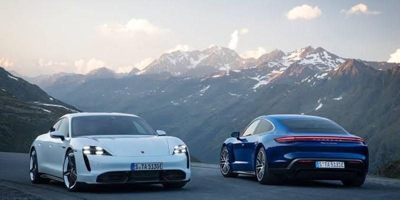 Porsche Taycan Segera Masuk Indonesia