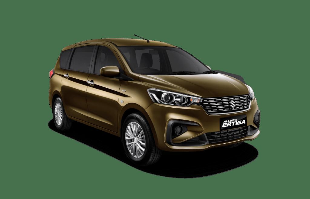 Suzuki All New Ertiga 2020 Bersolek, Apanya yang Baru?