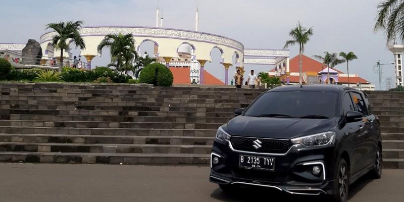 Aroma Berkelas dari All-new Ertiga Suzuki Sport